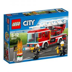 Camión de bomberos LEGO City 60107
