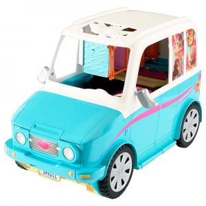 Coche-Parque de Perritos Barbie