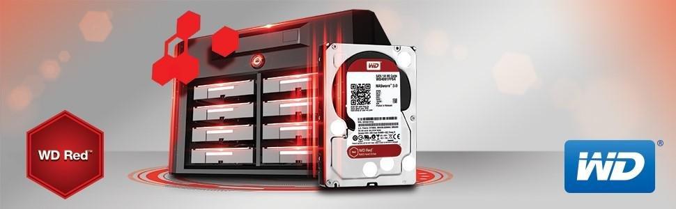 Disco duro Western Digital WDBMMA0040HNC-ERSN 4 TB