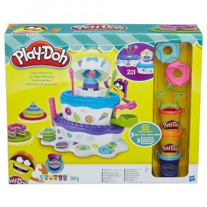 Montaña de pasteles Play-Doh
