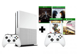 Pack consola Xbox One S