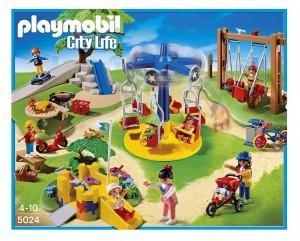 Parque infantil Playmobil 5024