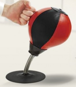 Punching ball de mesa