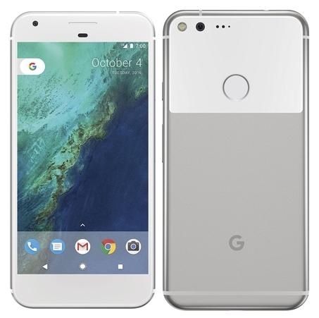 Smartphone Google Pixel XL plata