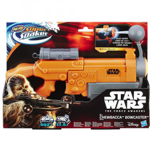 Super Soaker - Star Wars Chewbacca Bowcaster Nerf