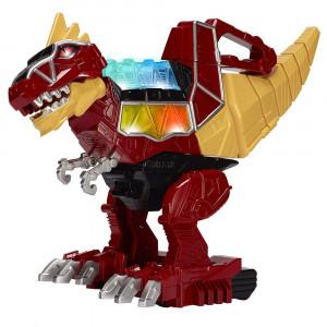 Super Zord Rugido T-Rex Power Rangers