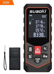 Telémetro láser Suaoki S7