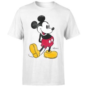 Camiseta Disney Mickey Mouse Pose Clásico hombre