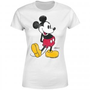 Camiseta Disney Mickey Mouse Pose Clásico mujer