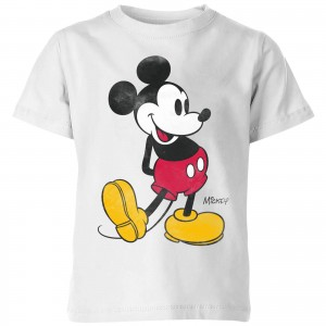 Camiseta Disney Mickey Mouse Pose Clásico niño