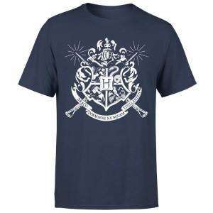 Camiseta Harry Potter Escudo Hogwarts para hombre