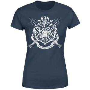 Camiseta Harry Potter Escudo Hogwarts para mujer