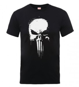 Camiseta Marvel El Castigador