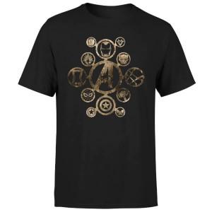 Camiseta Marvel Vengadores Infinity War Icon
