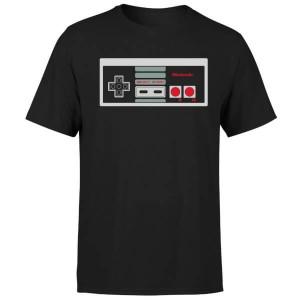 Camiseta Nintendo NES Mando modelo para hombre