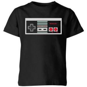 Camiseta Nintendo NES Mando modelo para niño