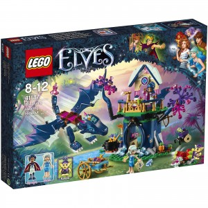 Guarida de sanación de Rosalyn LEGO Elves 41187