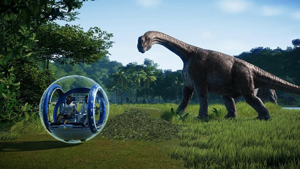 Imagen del juego Jurassic World Evolution