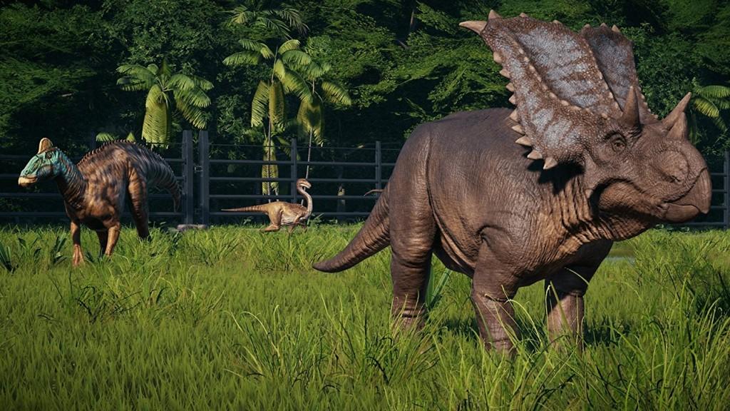 Imagen juego Jurassic World Evolution