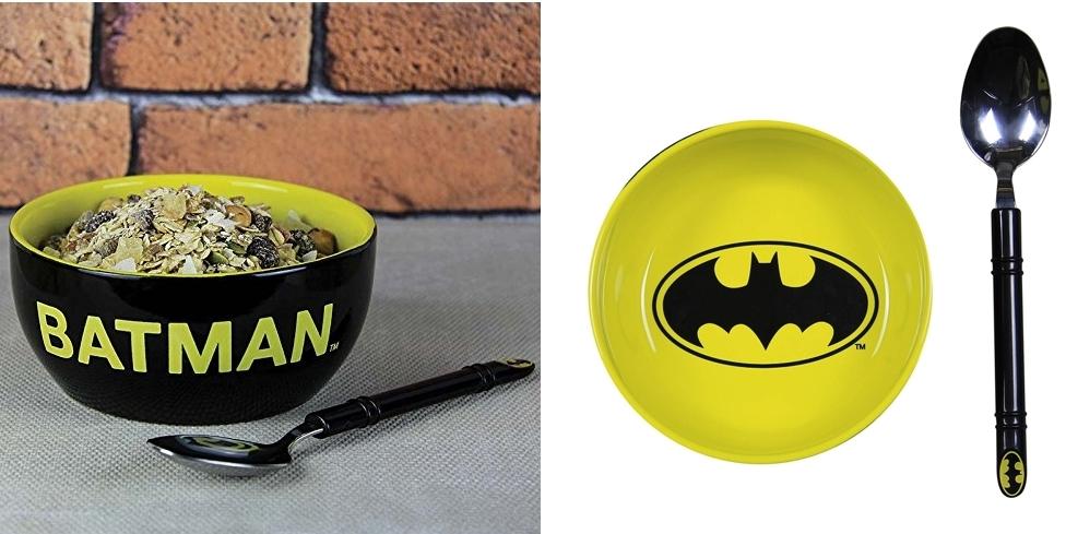 Kit desayuno Paladone Batman