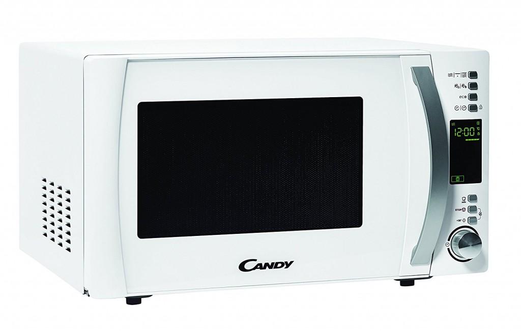 Microondas con grill Candy CMXG25DCW blanco