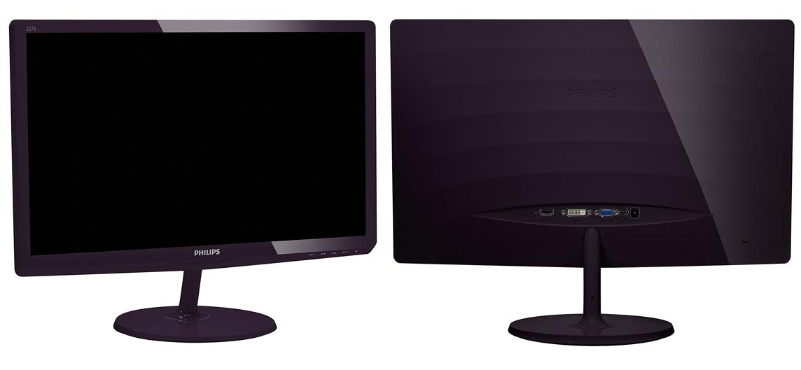 Monitor de 22 pulgadas Philips 227E6LDAD00
