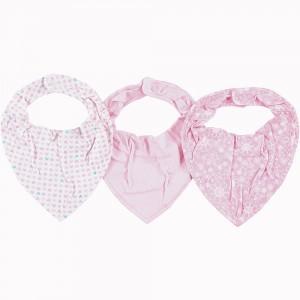 Pack 3 Bandanas Rosa Babies R Us