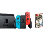 Pack Nintendo Switch + Nintendo Labo Toy-Con Kit variado