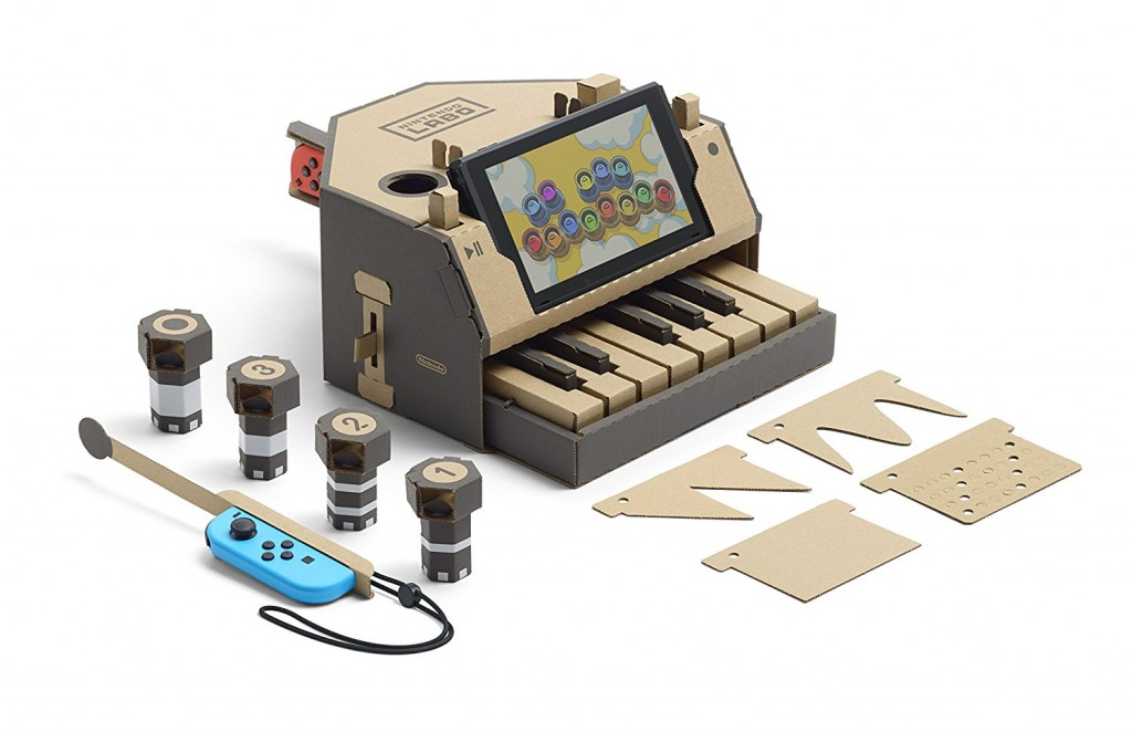 Piano Toy-Con