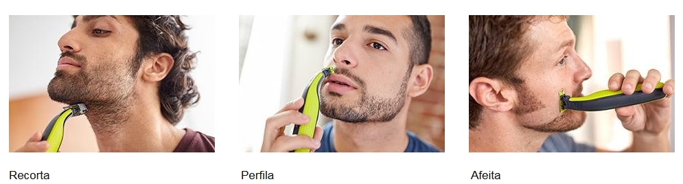 Recortador barba Philips OneBlade QP2520 30