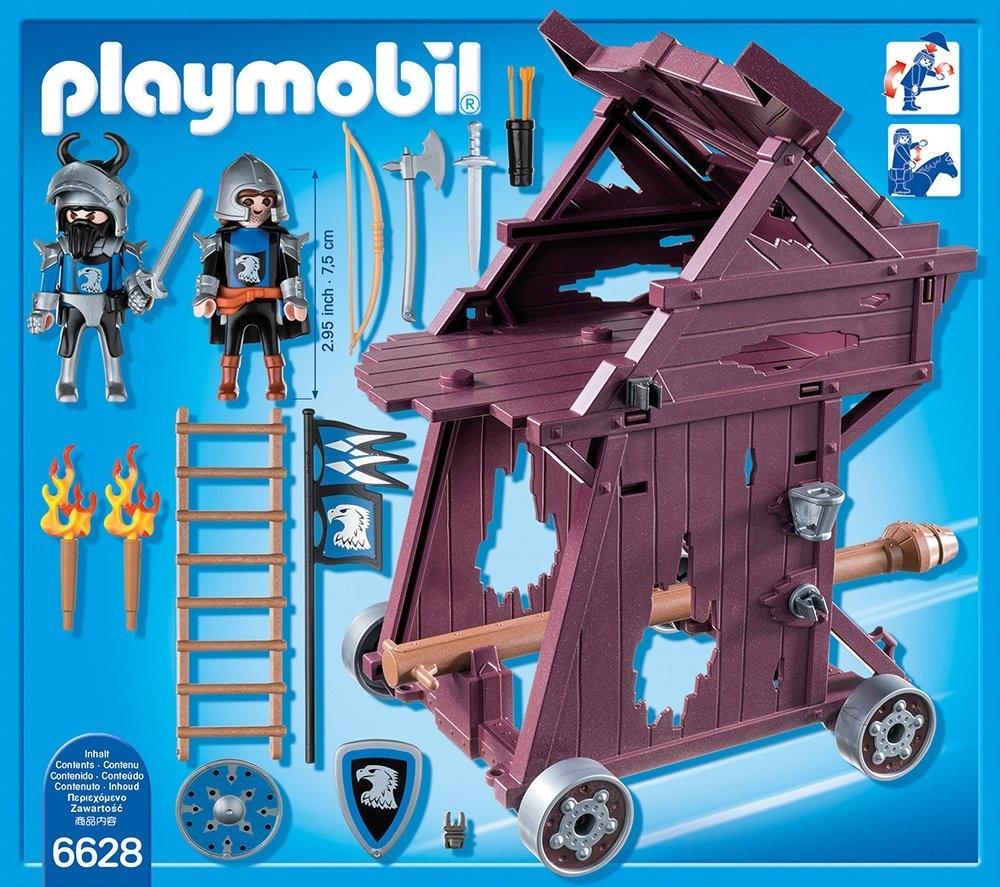 Torre de ataque de los Caballeros del Halcón Playmobil 6628
