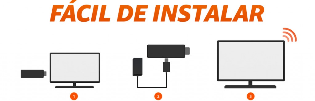 Fire TV Stick Basic Edition instalación