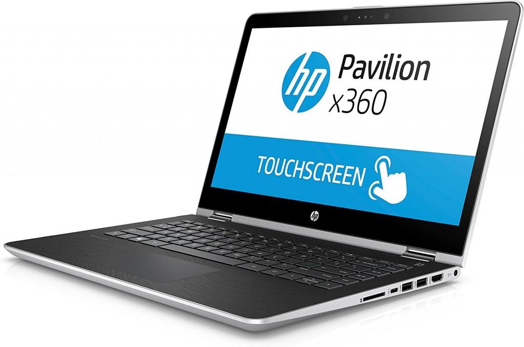 Ordenador portátil convertible HP Pavilion x360 14-BA004NS
