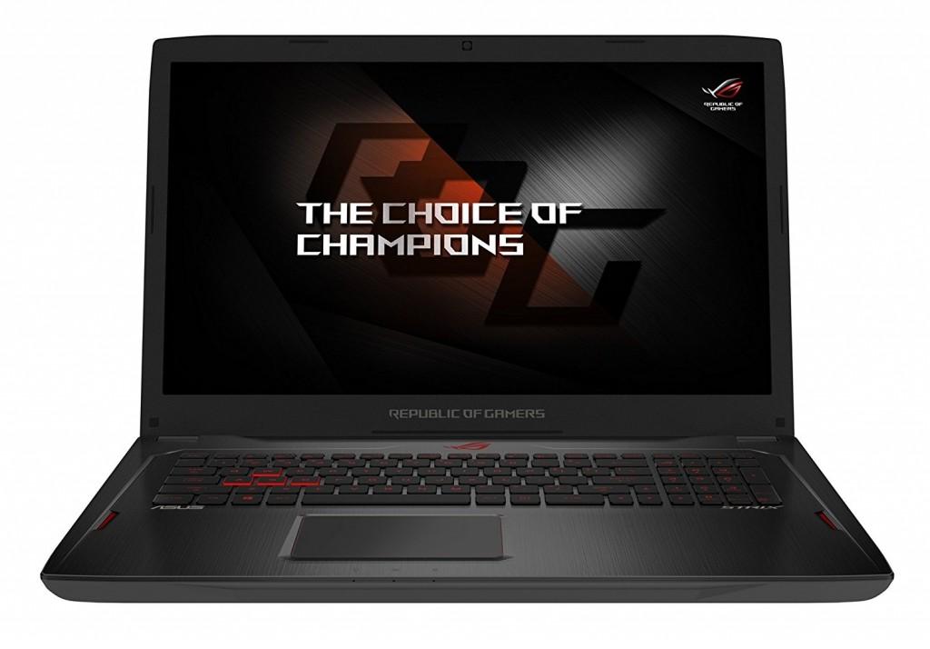 Ordenador portátil gaming ASUS GL702ZC-GC104T