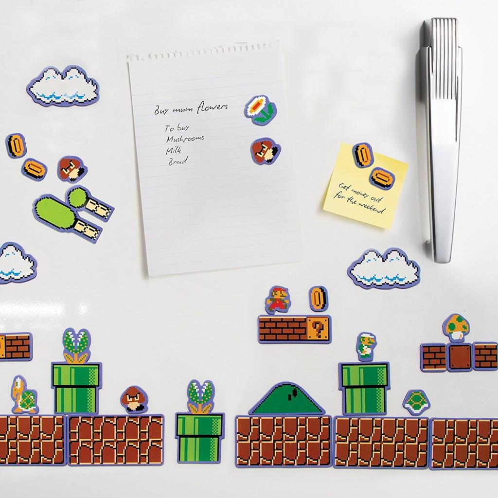 Pack 80 imanes de Super Mario Bros de Paladone