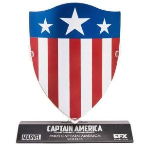 Pack Capitán América Marvel escudo