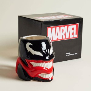 Pack Marvel Venom taza