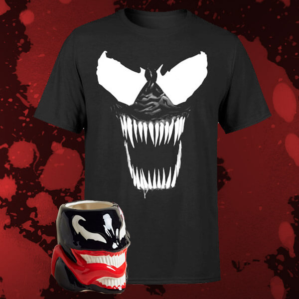 Pack Marvel Venom