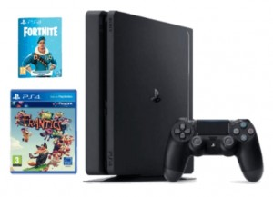 Pack consola Sony PS4 Slim Last Minute de Media Markt