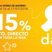 Promoción web Toys R Us.