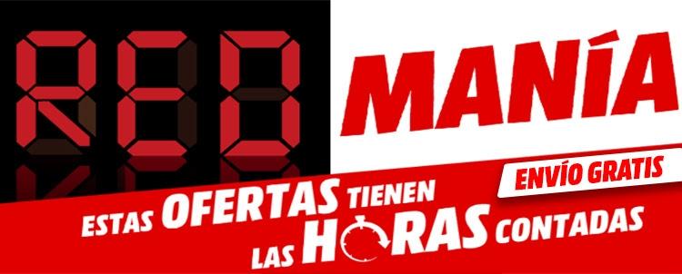 Red Manía en Media Markt