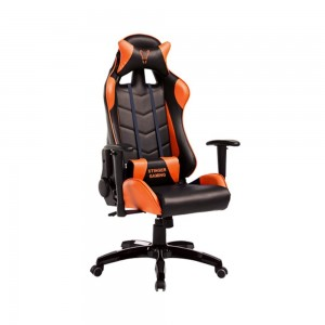 Silla Woxter Stinger Station color naranja