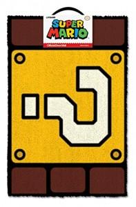 Felpudos frikis de Pyramid International Super Mario