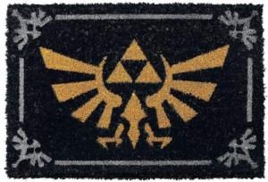 felpudo de Zelda Trifuerza