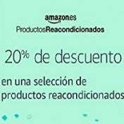 productos reacondicionados en Amazon