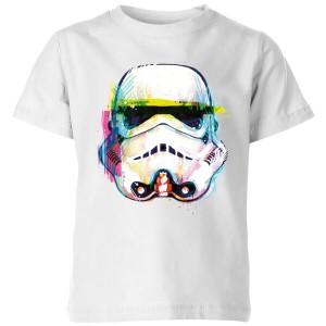 Camiseta STAR WARS STORMTROOPER Arte Pincel modelo para niño