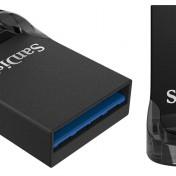 Memoria Flash USB 3.1 SanDisk Ultra Fit de 128 GB