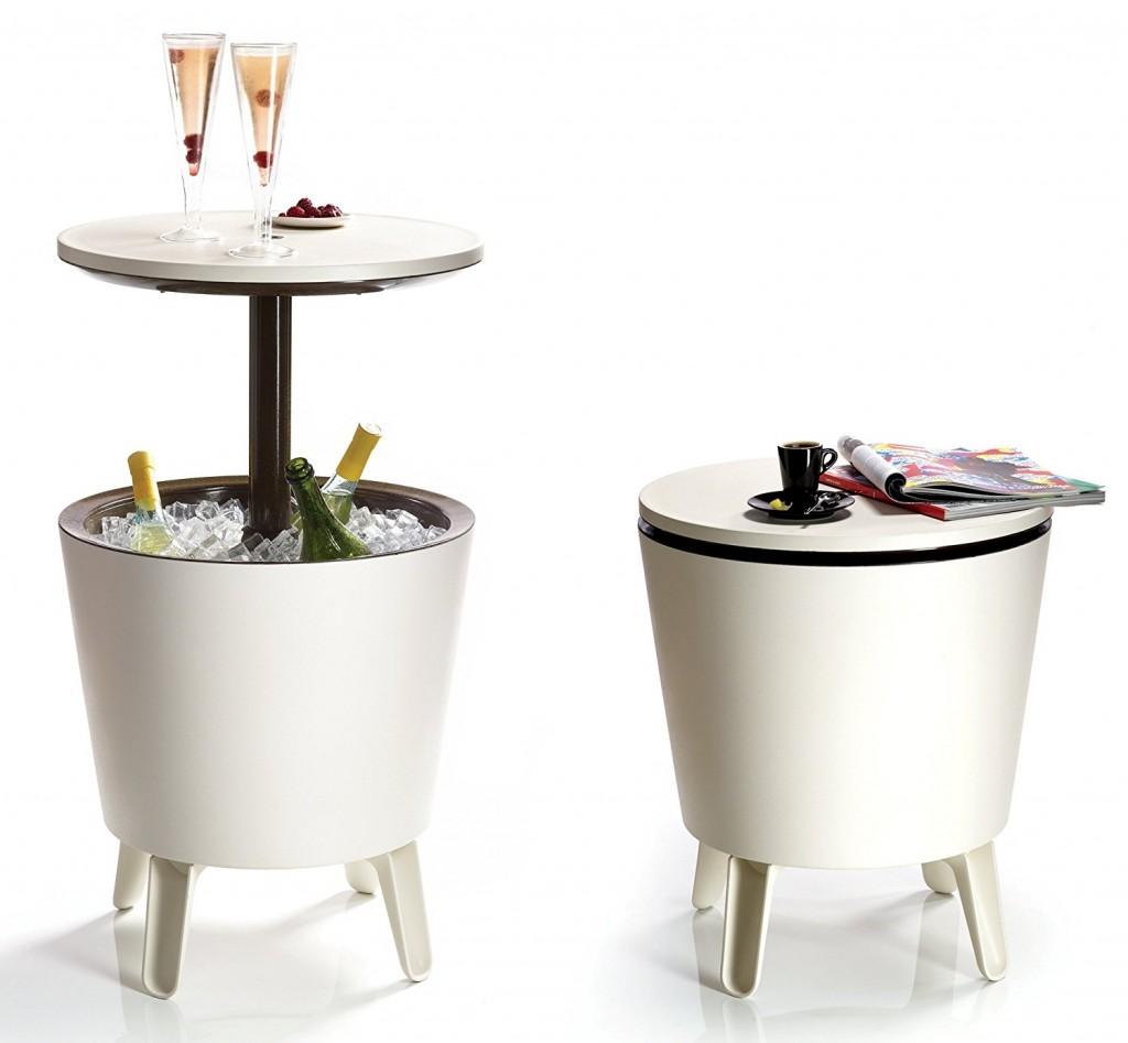 Mesa nevera Keter Cool Bar elevable