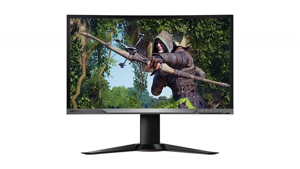 Monitor Curvado Lenovo Y27g