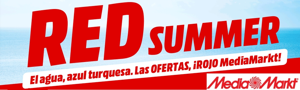 Ofertas Red Summer de Media Markt